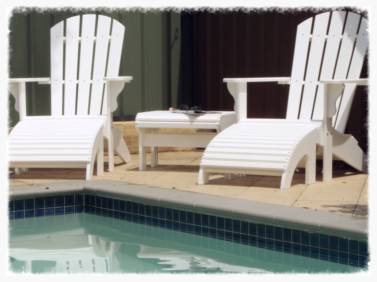 Our most popular Adirondack setting