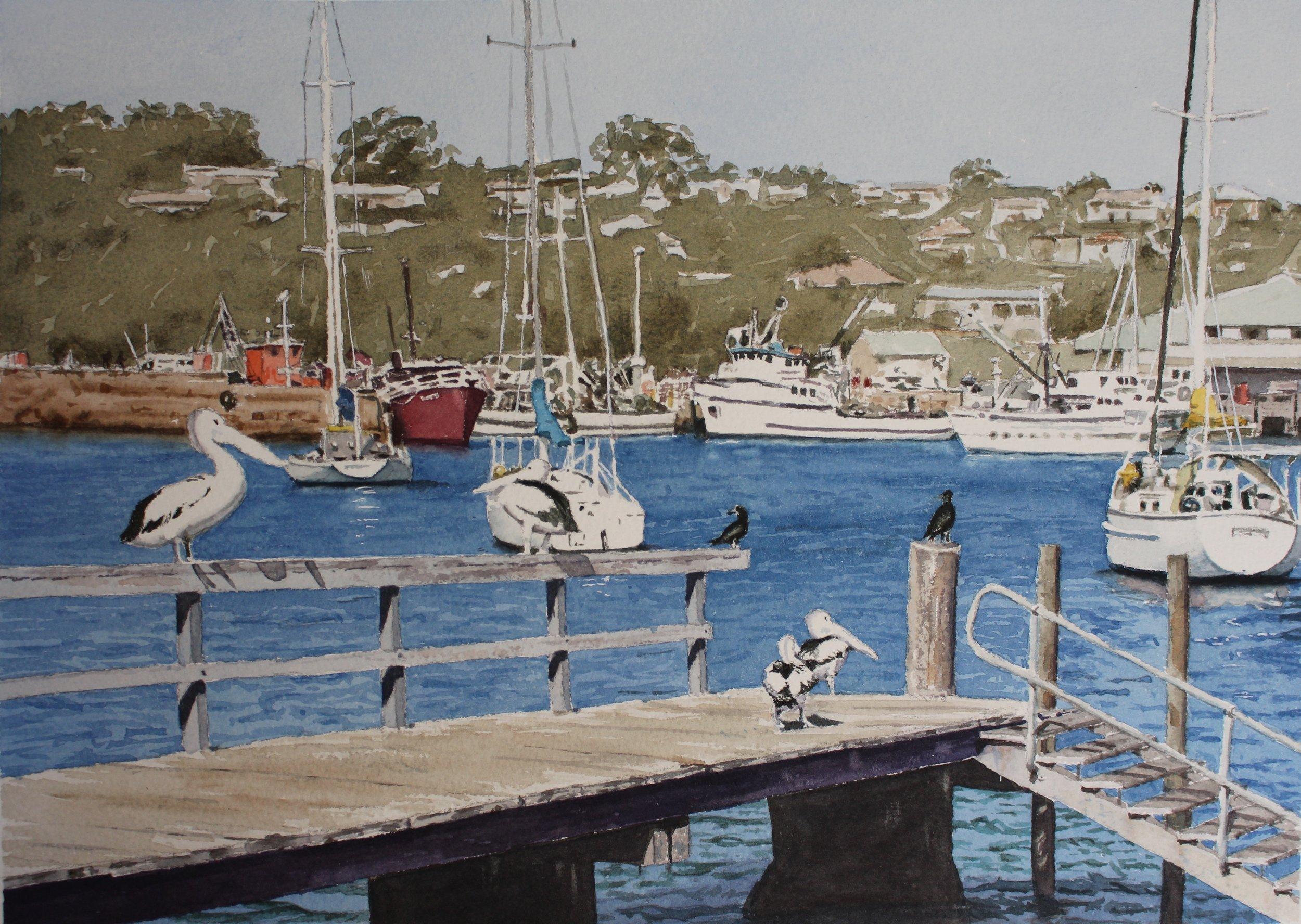 Ulladulla Harbour, NSW South Coast