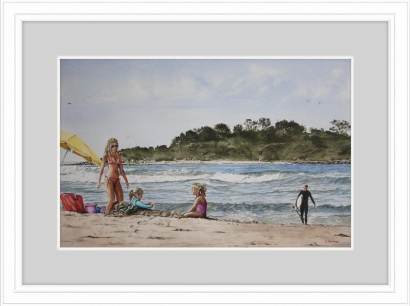 Lake Cojola Beach, NSW South Coast