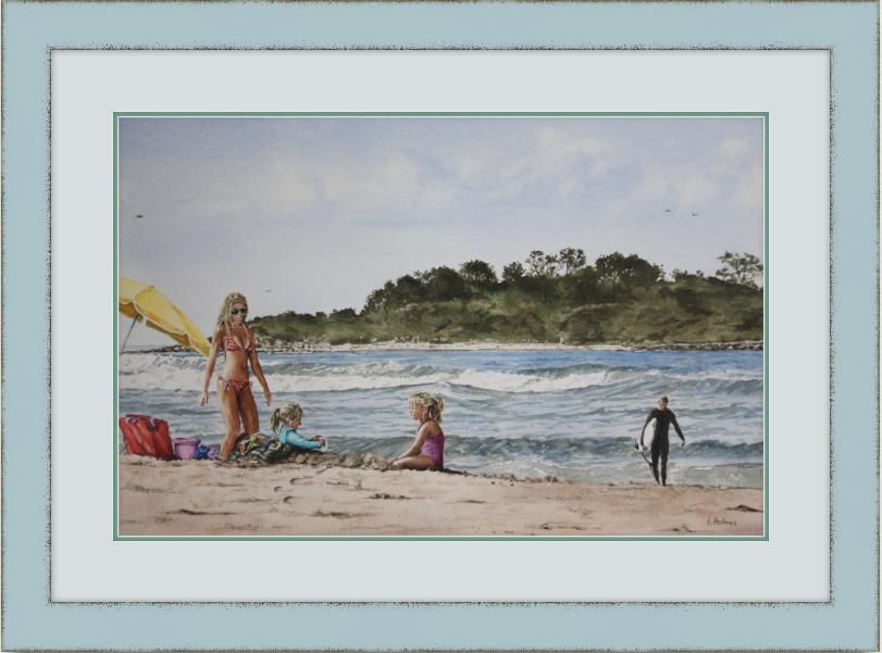 Lake Conjola Beach, NSW South Coast