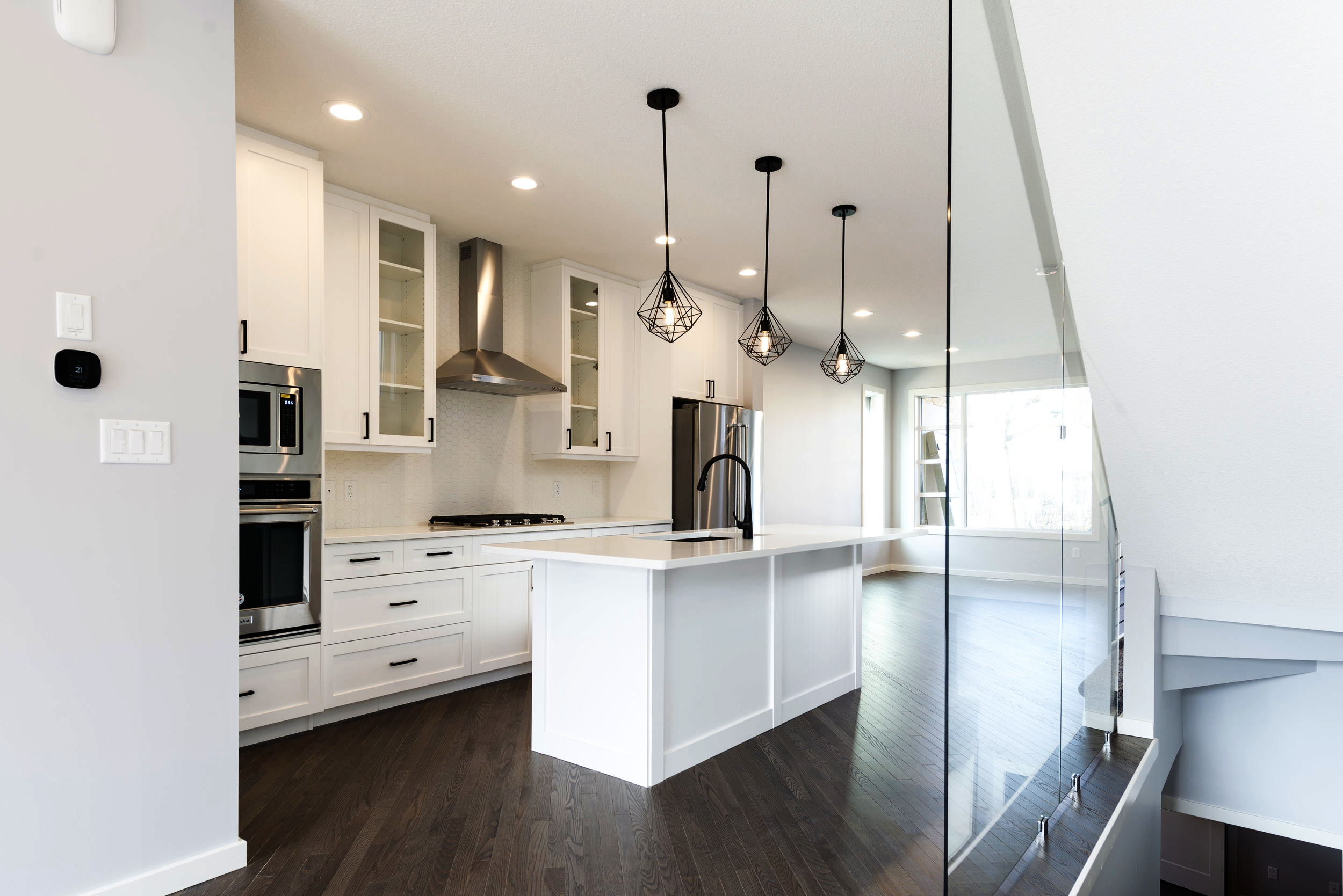 Contact Accent Infills today about our unique infill home designs. - .
