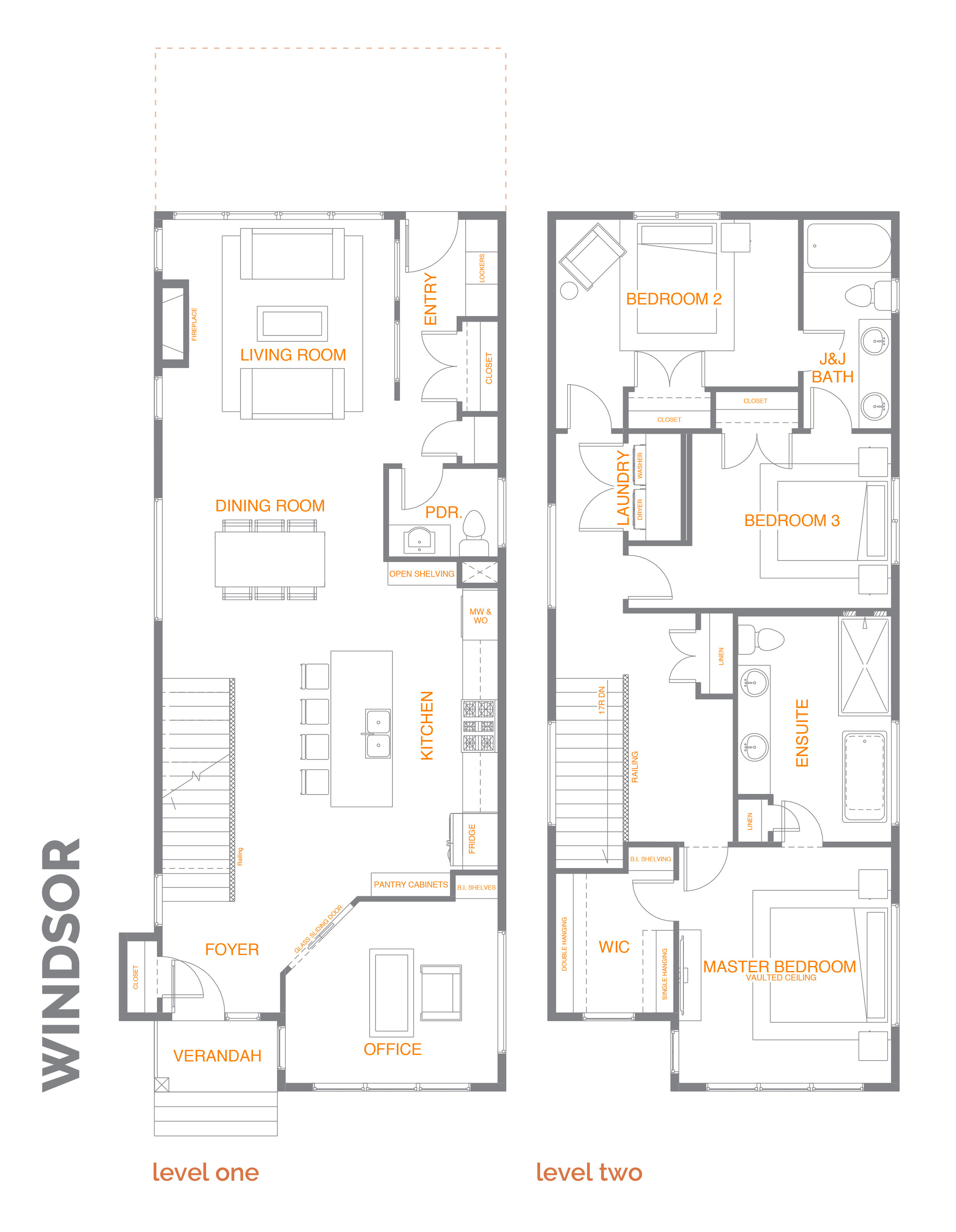 Windsor blackline accent infills modern farmhouse edmonton