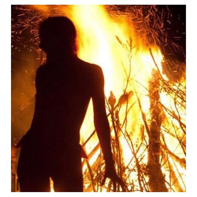 Some women fear the fire. Some women simply becomes it. #liveyourmostbeautifulwild