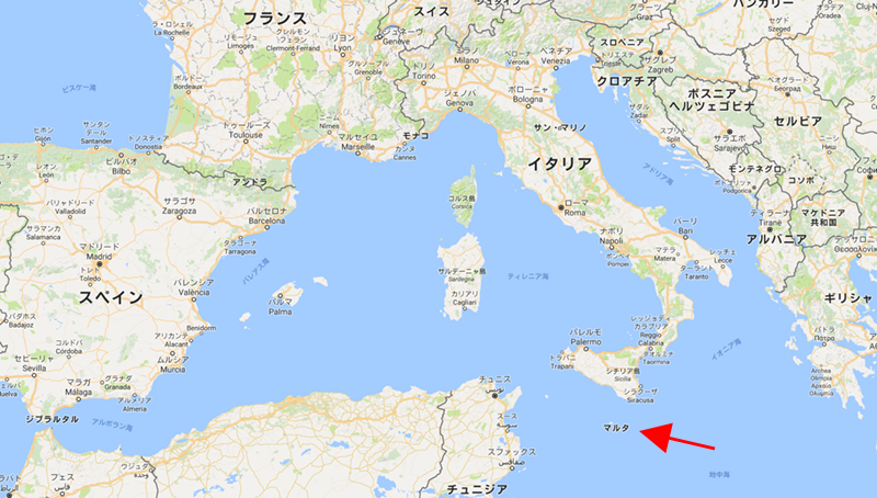 白い帽子の女 / By the Sea - map