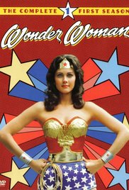 1975年リンダ・カーター。ワンダーウーマンといえばこの人。お星さまバーンっ!