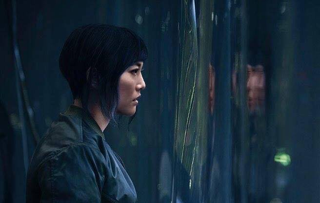 Here's a shot of Rinko Kikuchi in the role instead (pulled from twitter). Is that so hard?