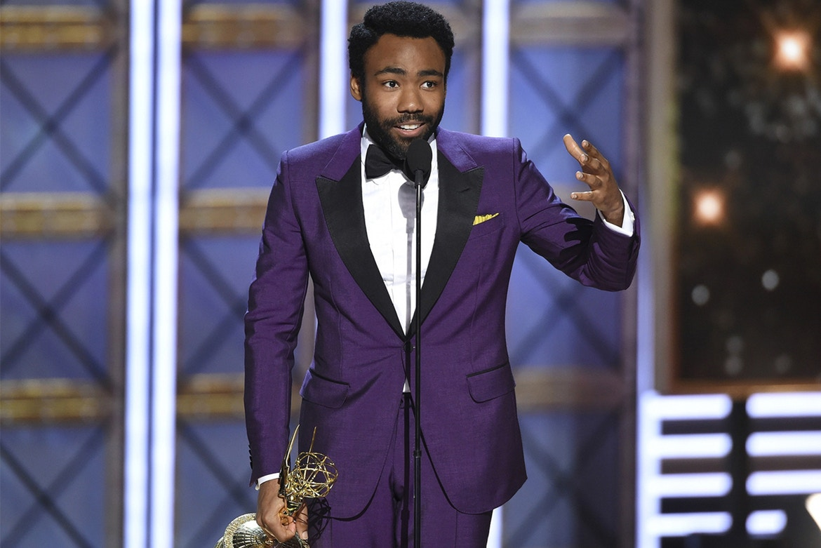 Glover took home two Emmys. One for Actor in a Comedy Series and the other for Outstanding Directing in a Comedy Series.