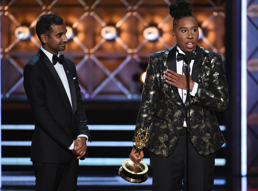 Lena Waithe made history by becoming the first black woman to win an Emmy for best comedy writing. If you're not watching Master of None then you're behind in life.