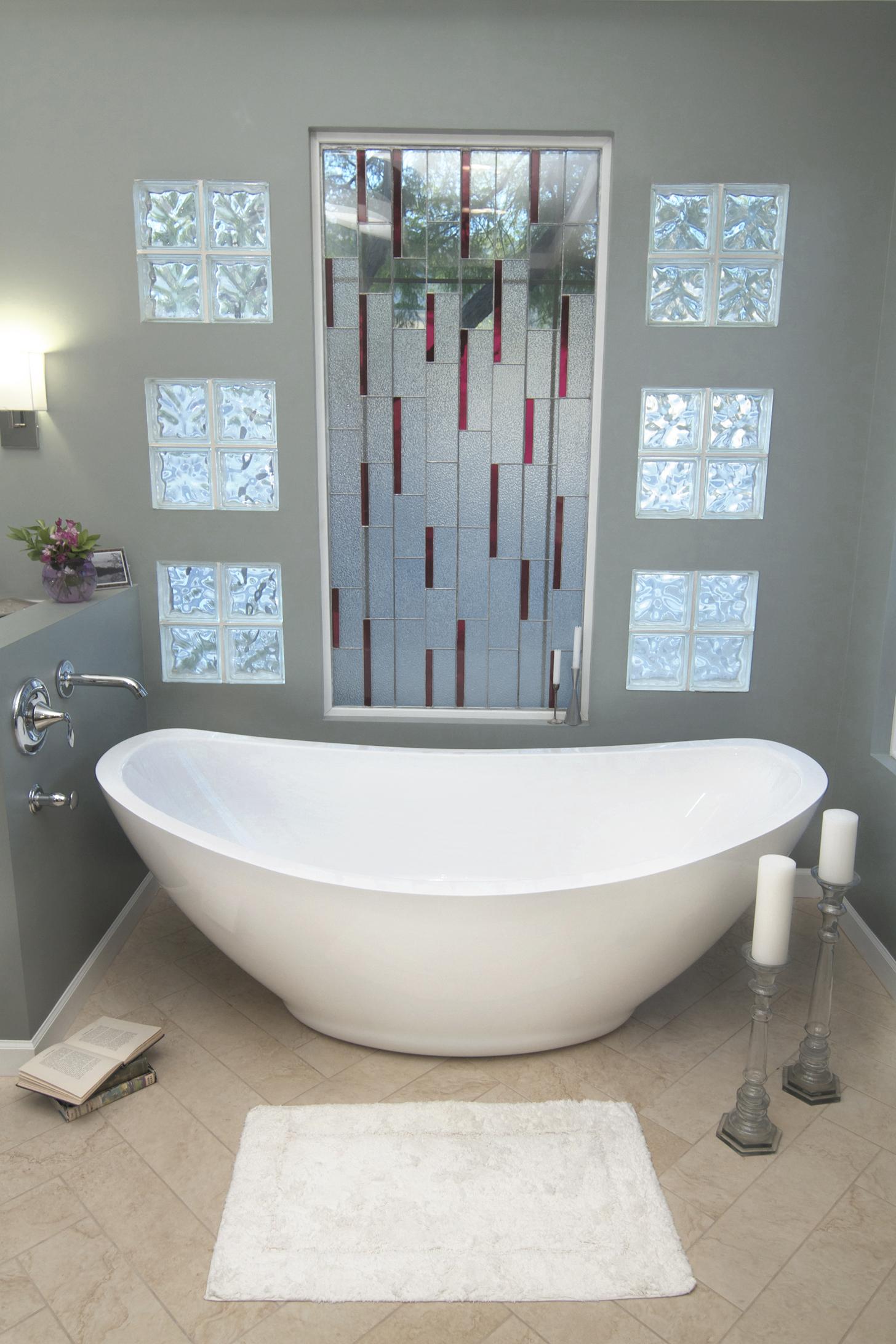bathroom remodel for StudioKZ