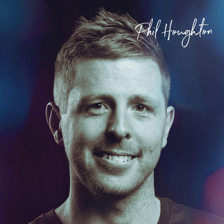 Phil Houghton album cover