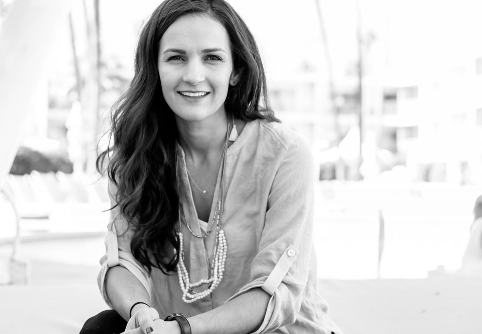 Morgan Spenla, Founder of The Crafter's Box