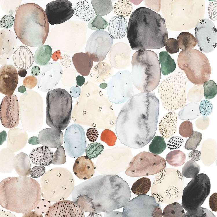 SARA BOCCACCINI MEADOWS - Sara Boccaccini Meadows is a textile designer and illustrator, originally from the north of England. She takes inspiration from nature and the tiny details in her everyday surroundings to create unique and quirky prints and illustrations. She works with a variety of medias including watercolor, gouache, markers and fine line pens and starts her design process by making small studies in her sketchbook or journal.