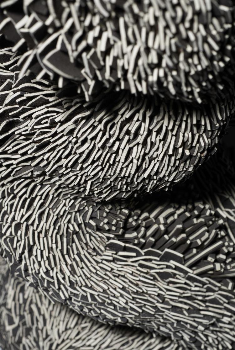 """Formed Shards"" photos © Sylvain Deleu"