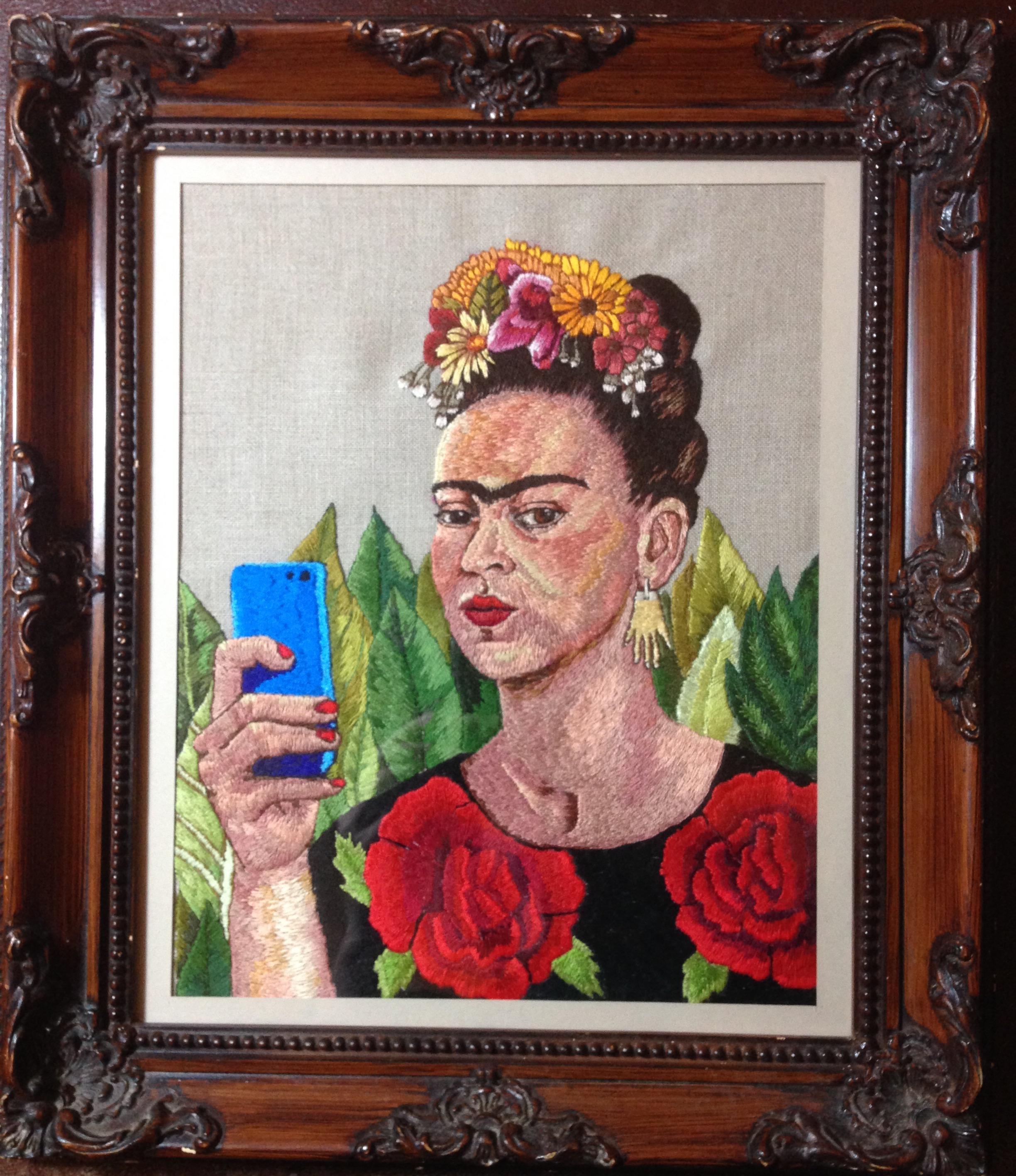 Nicole O_Loughlin_The Original Selfie.jpg