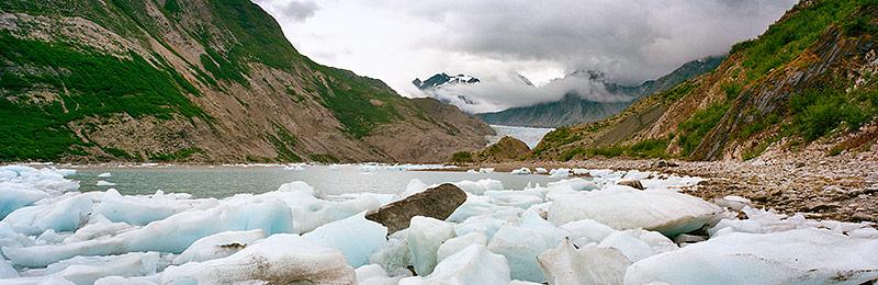 Glacier Bay National Park and Preserve, World Heritage Site,   Biosphere Reserve,  Alaska
