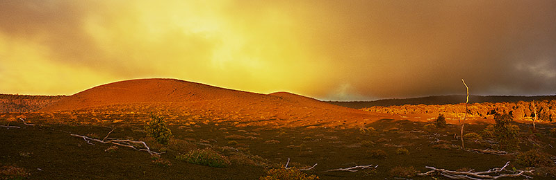 Hawaii Volcanoes National Park,World Heritage Site, Biosphere Reserve, Hawaii