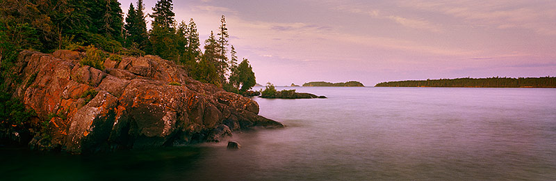 Isle Royale National Park, Biosphere Reserve, Michigan