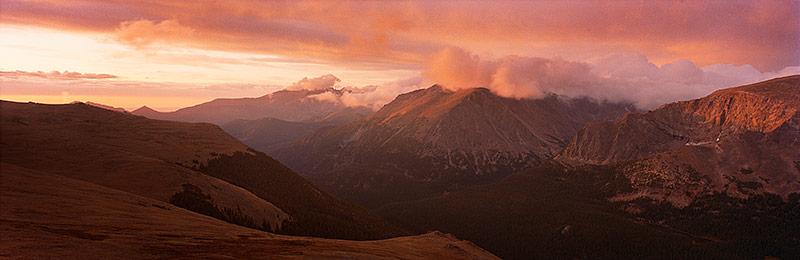Rocky Mountain National Park,Biosphere Reserve, Colorado