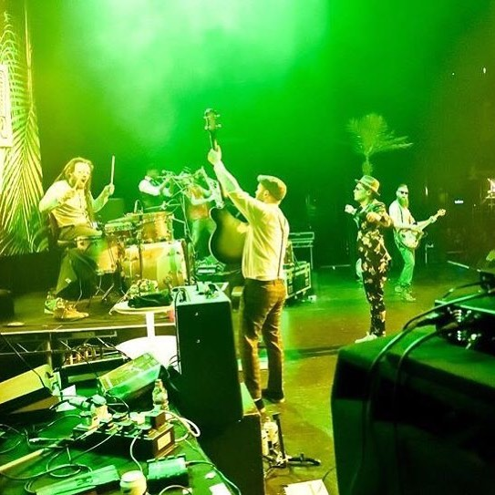 After a wicked end to 2017 at the #O2indigo, I'm stoked to say I'll be joining @thedualers full time for 2018! ⠀ ⠀ For full tour dates and ticket info go to www.thedualers.com⠀ ⠀ @vateruk #dreamcymbals ⠀ #ska #reggae #drummerlife⠀ ⠀ ⠀ ⠀ ⠀ 📸 @hanyphotography_london⠀