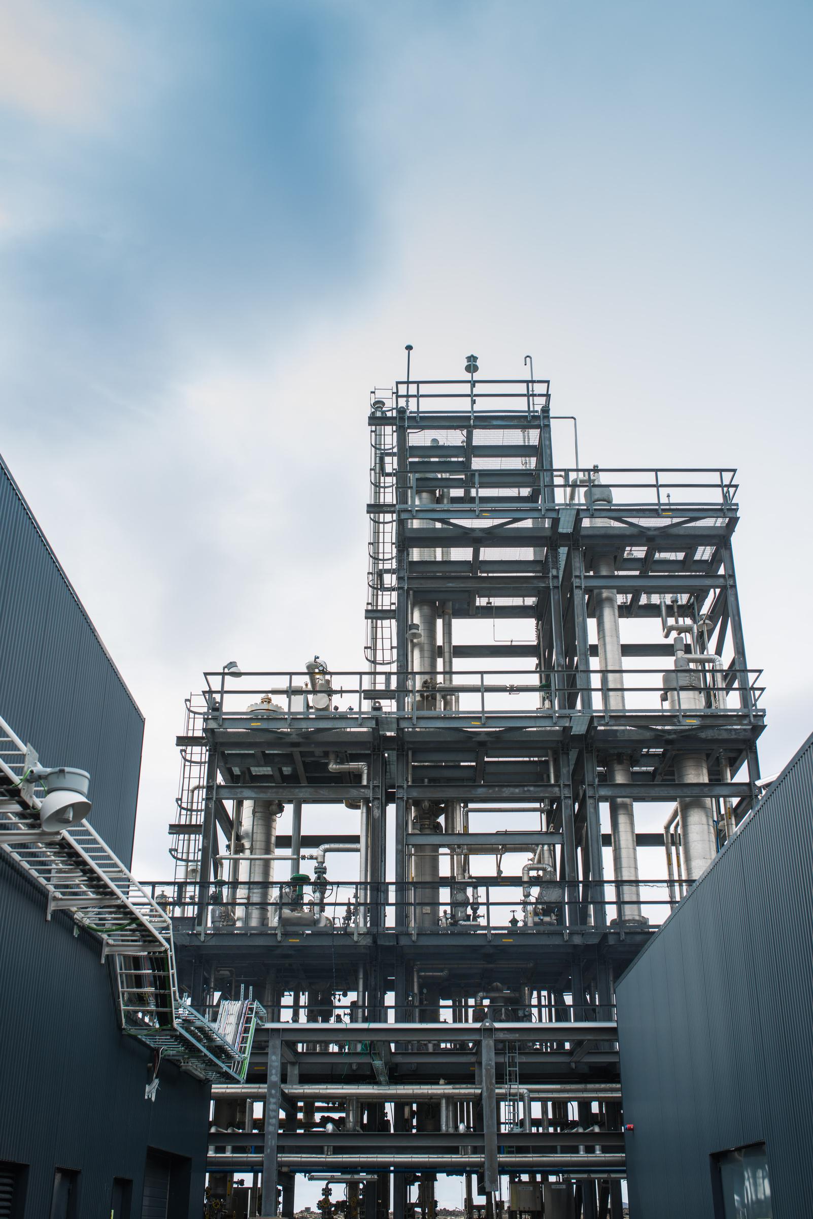 George Olah Renewable Methanol Plant