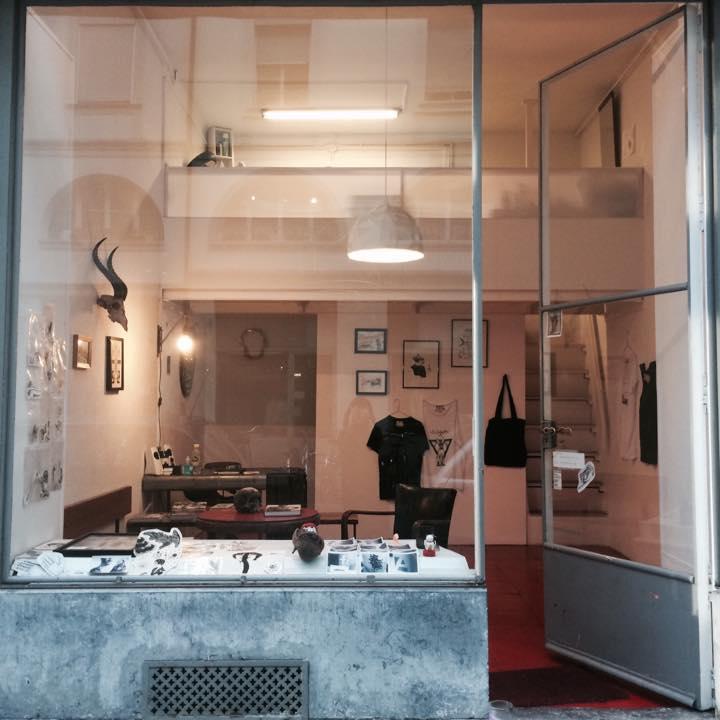 BRUT - 6 rue Sismondi 1201 Genpve