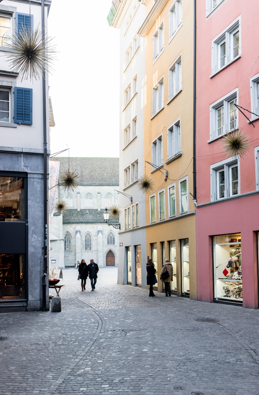 A Weekend In Zurich Rue Rodier