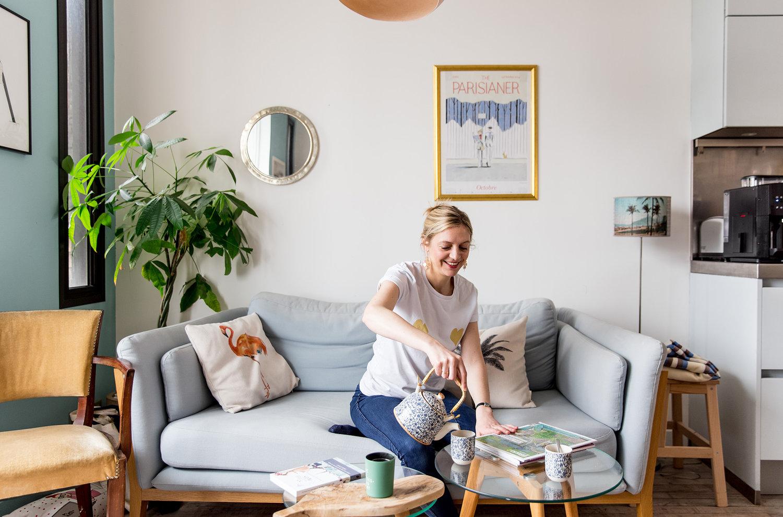 My Home In Paris paris homes — blog — rue rodier