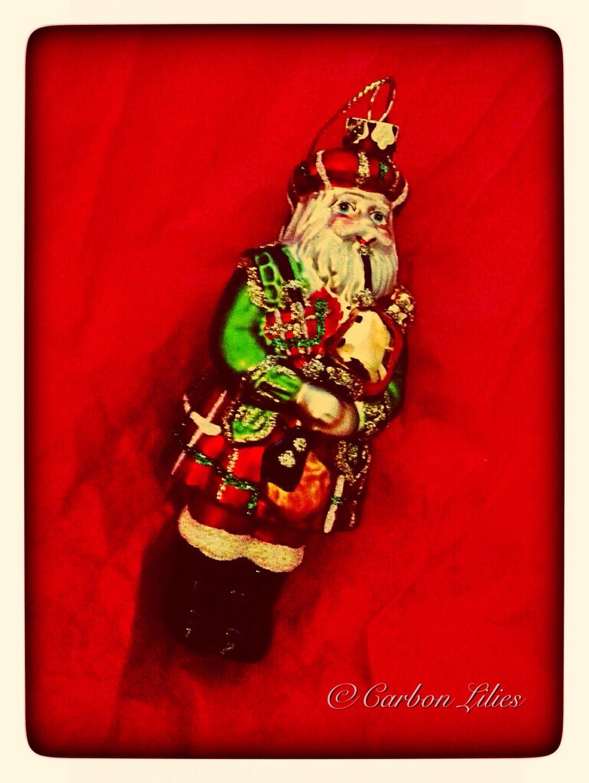 Angus MacKringle... the 2014 ornament from Lana to John
