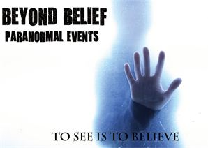 Beyond Belief Paranormal Events