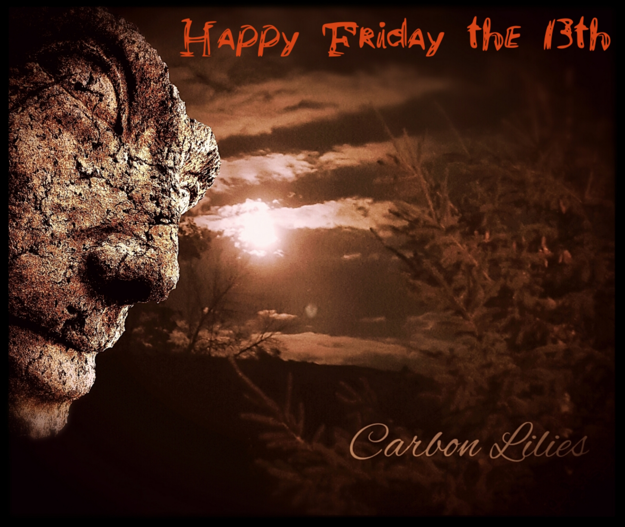 We have always had only the best of luck on Friday the 13th. We can only hope that you find the same. Have a wonderful Friday the 13th.