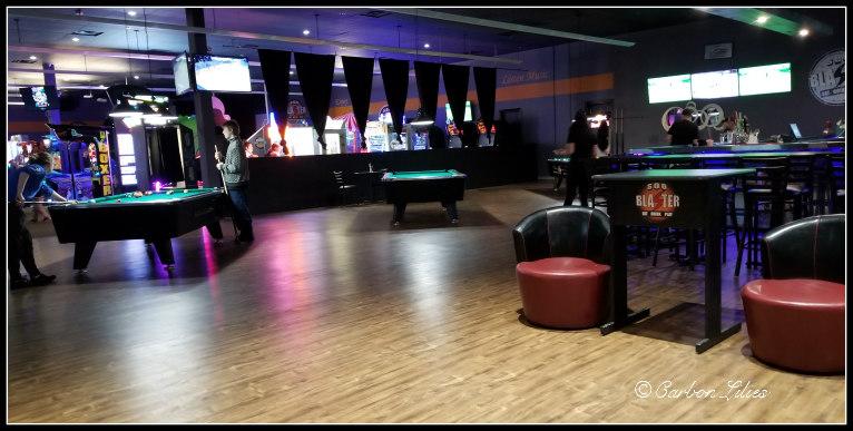 The Soo Blaster Arcade, Days Inn & Suites, Sault Ste Marie, Ontario