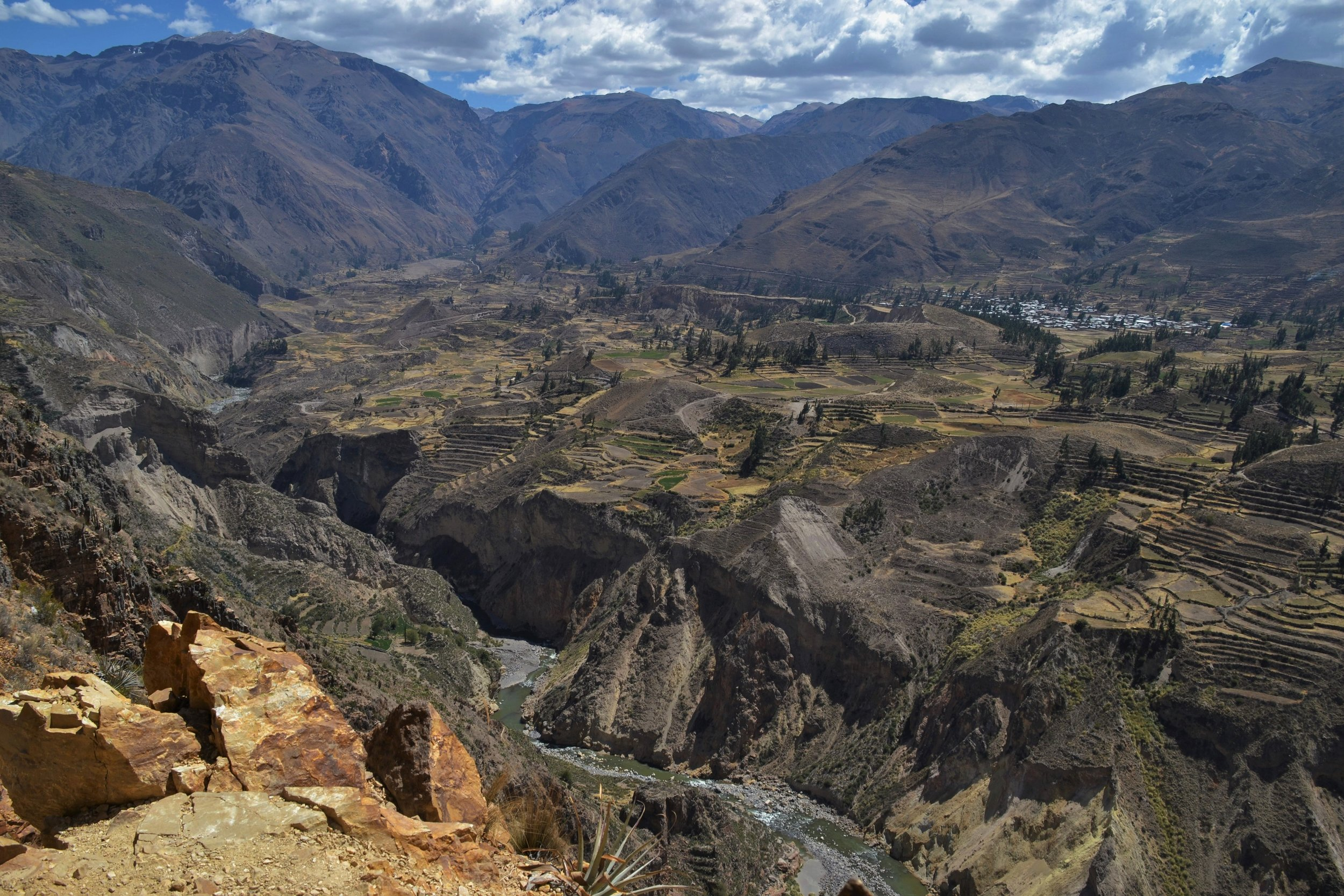 Elsewhere in the Colca Canyon