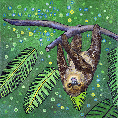Sloth - SOLD