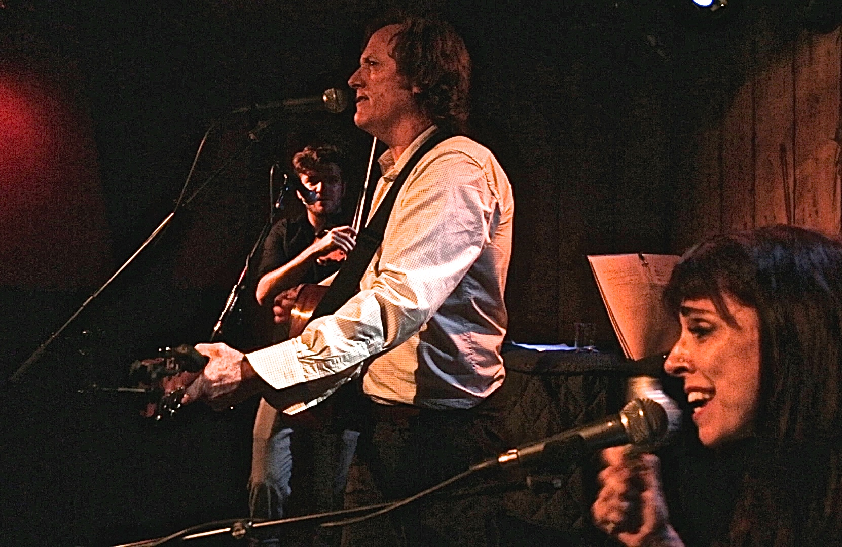 Live at Rockwood Music Hall, Stage 3, NYC