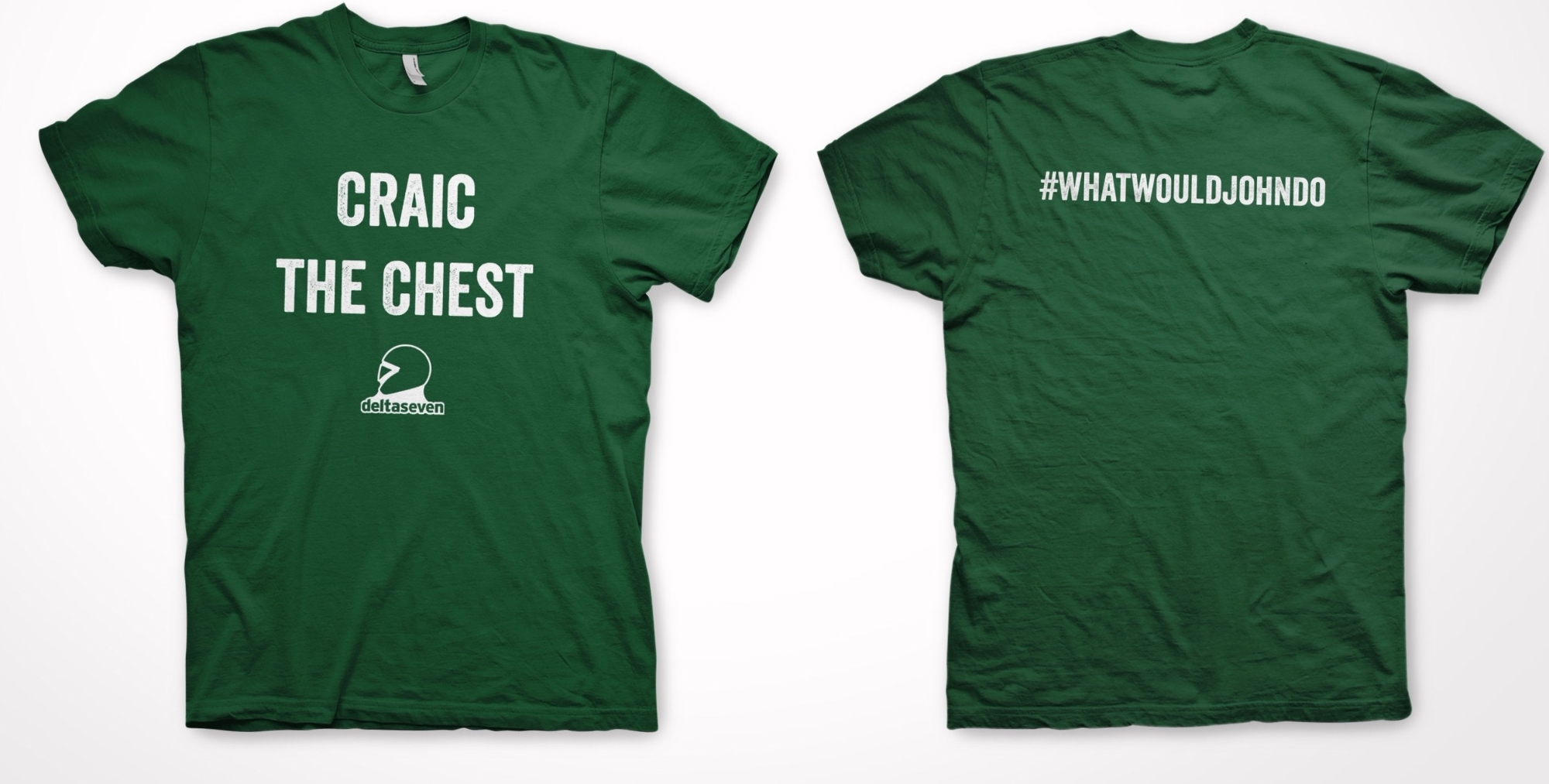 Craic The Chest Tee