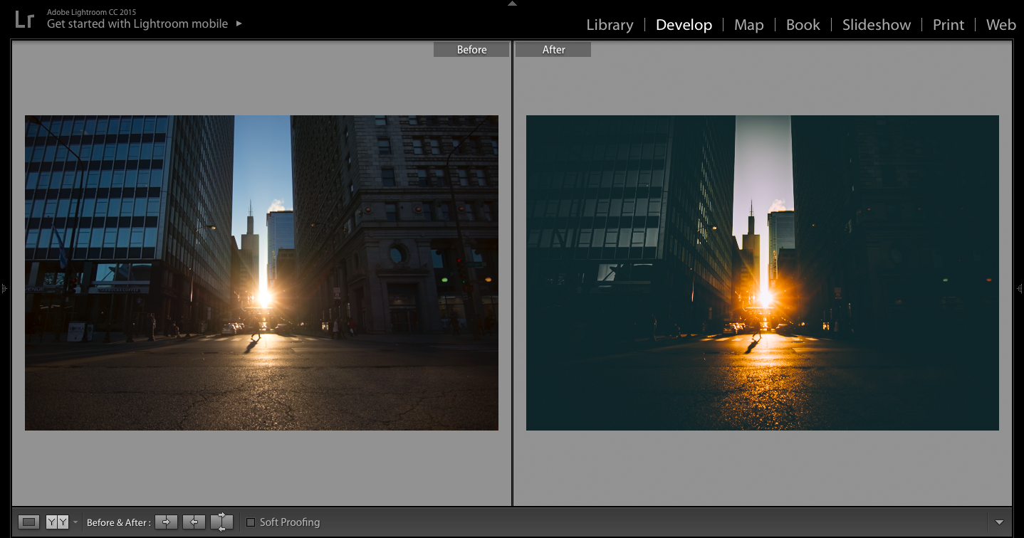 Editing-process-Chicagohenge