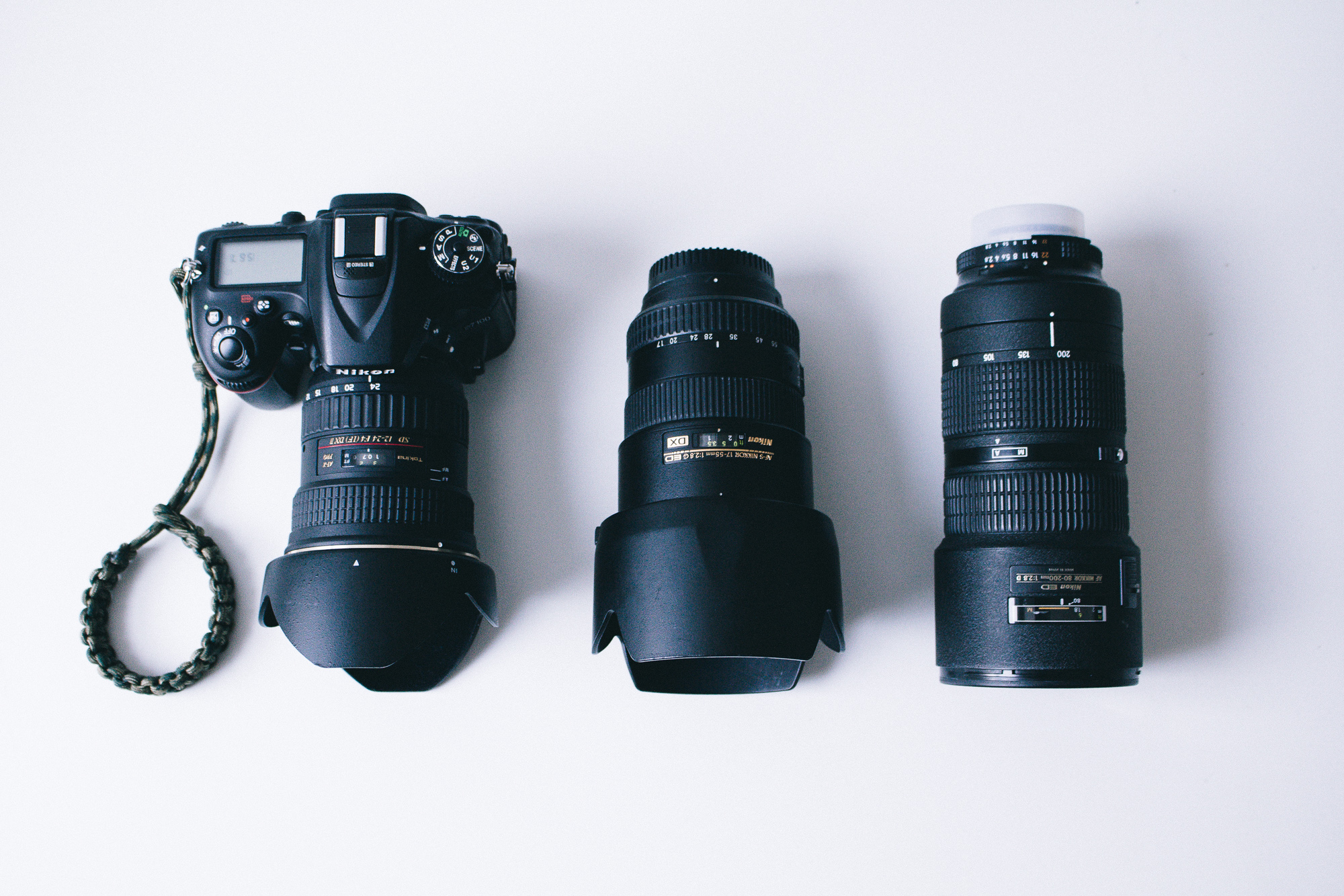 Nikon-D7100-and-lenses