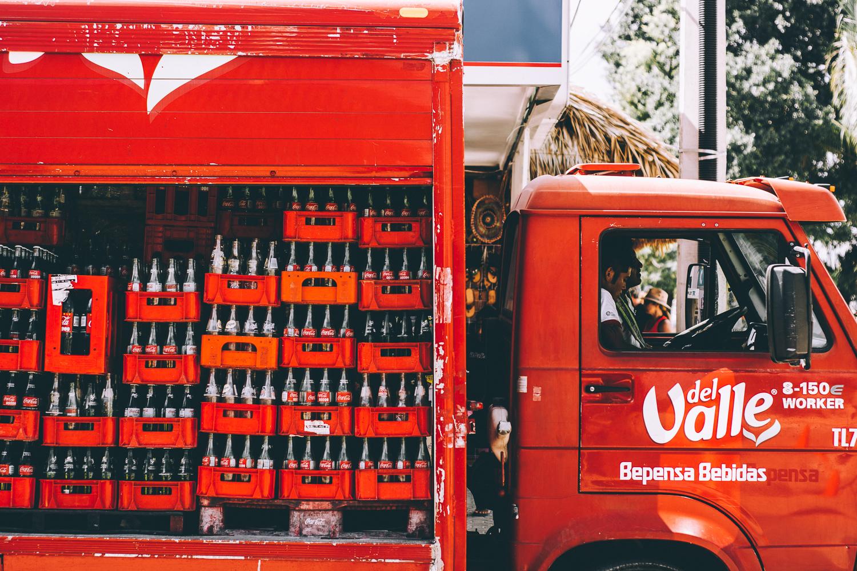 Coca Cola Tulum