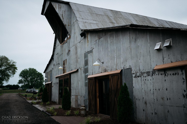 The Grove barn