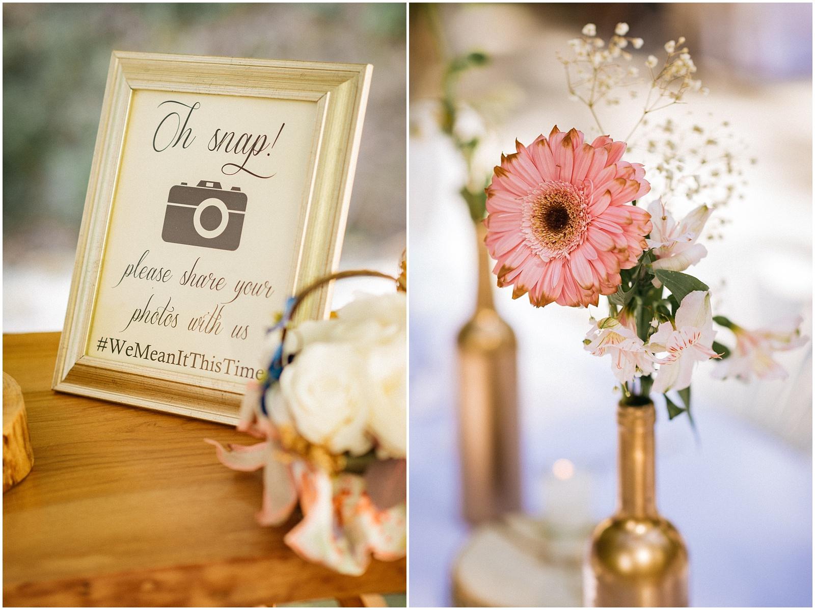 Details from Nantahala wedding