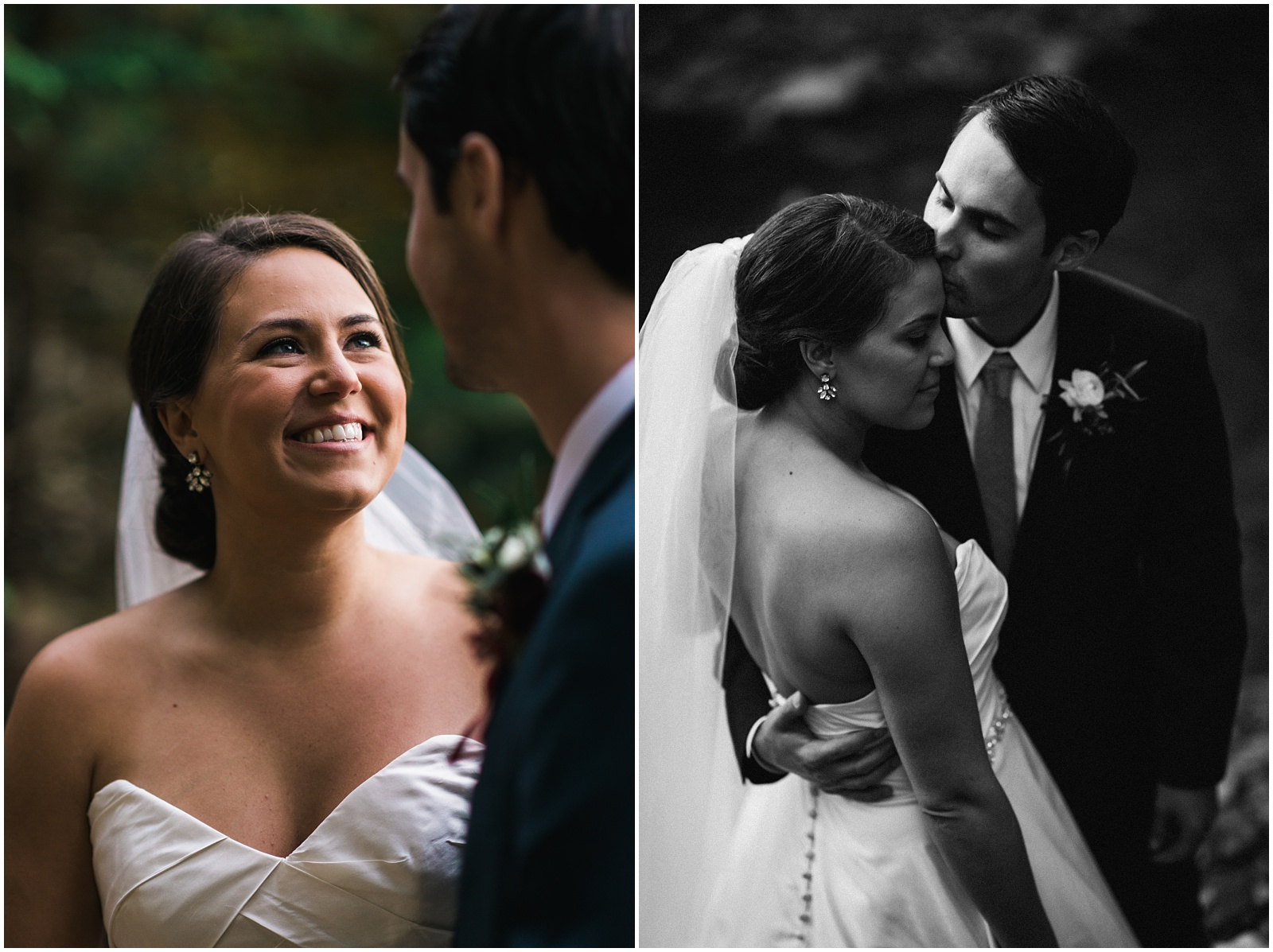 Various Bride and groom portraits