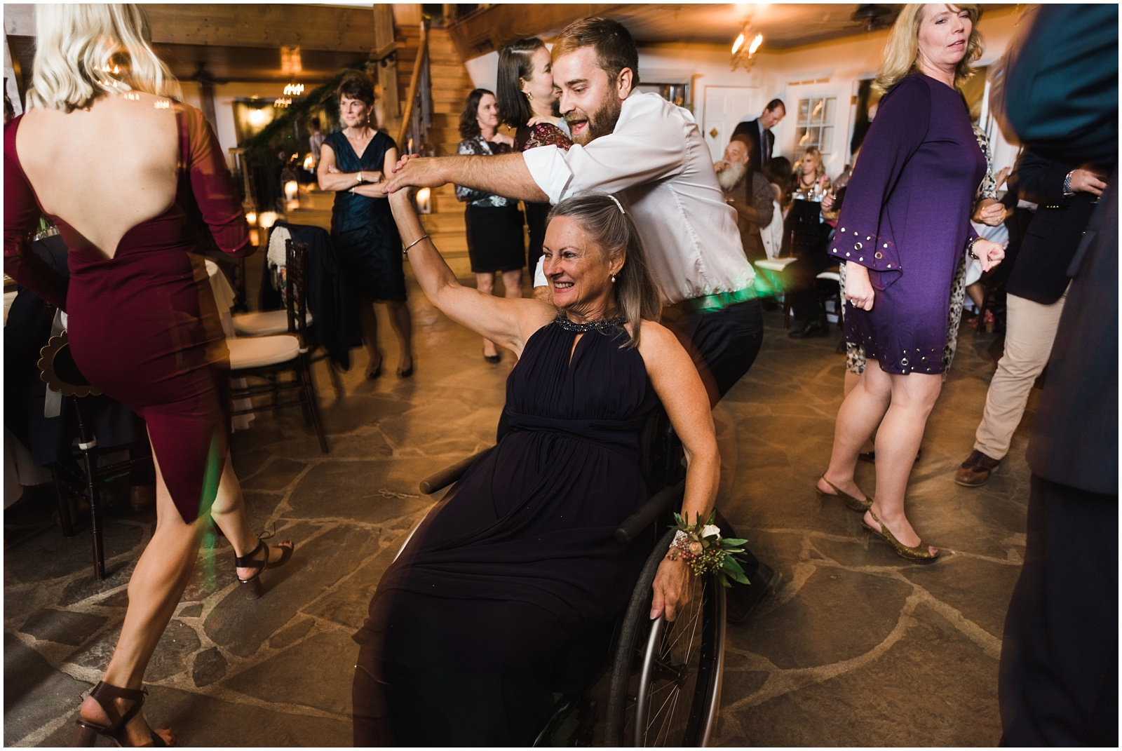 Best Mother dancing picture