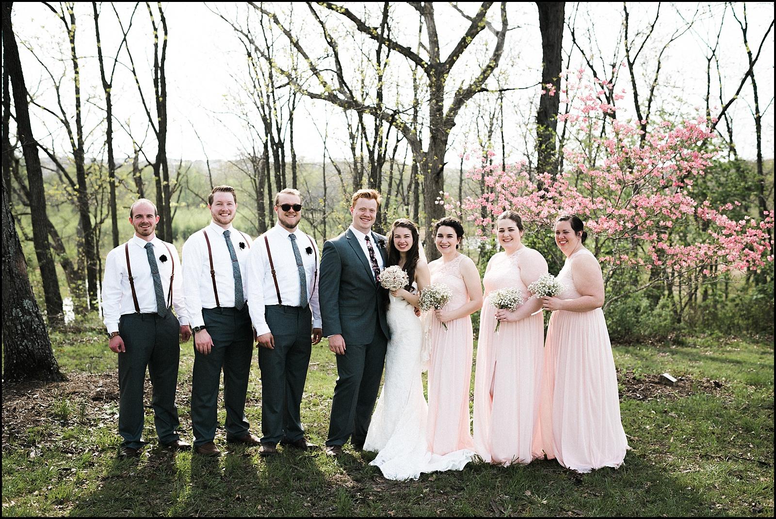 Full bridal party