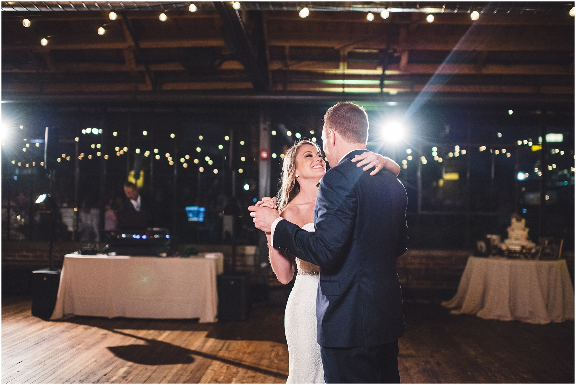 First dance at Summerour