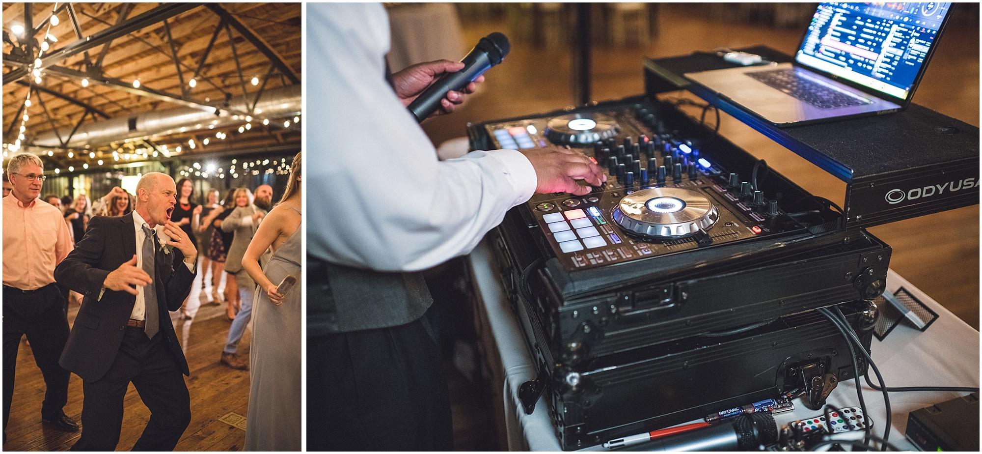 DJ & Dancing