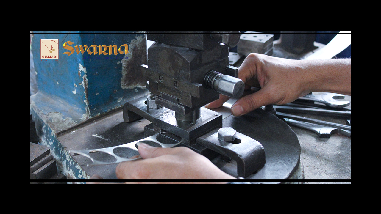 Medallion & Coin Minting Process