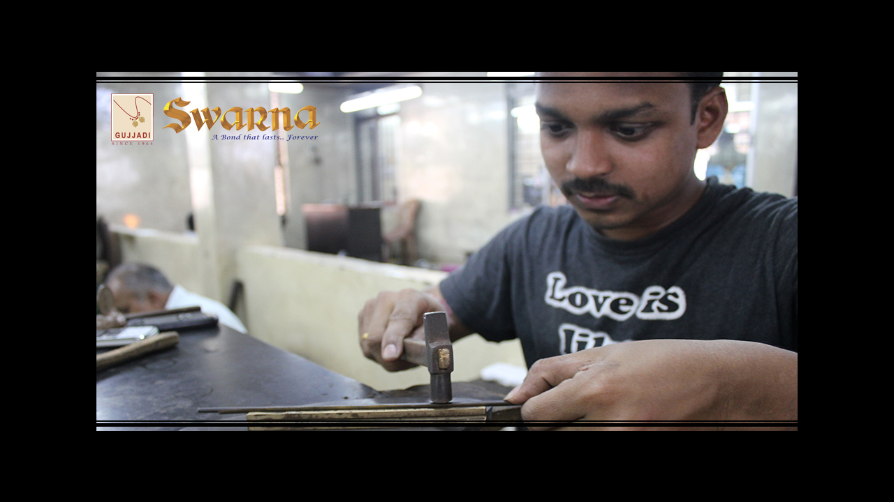 Intrinsic Craft of Making Neri Gundu