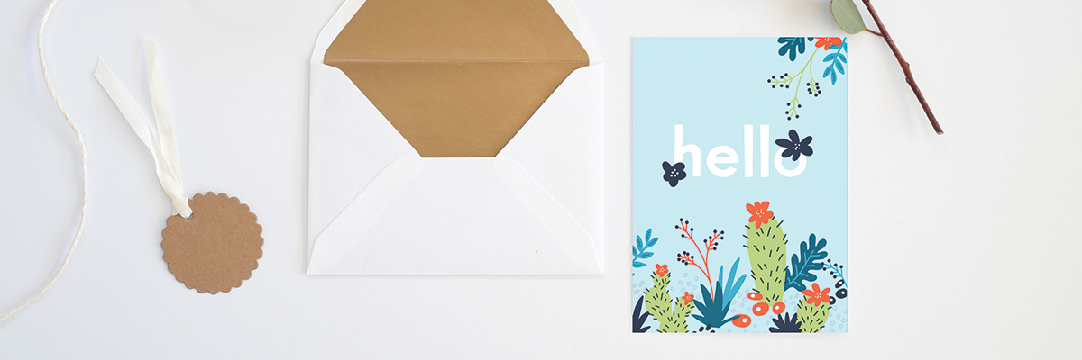 #100happygreetings project by Pace Creative Design Studio