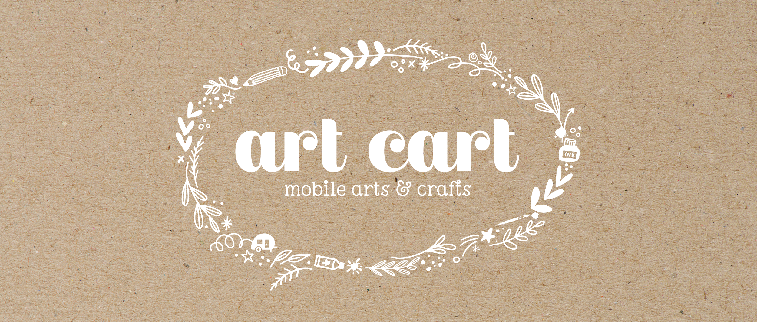 Art Cart logo design by Pace Creative Design Studio
