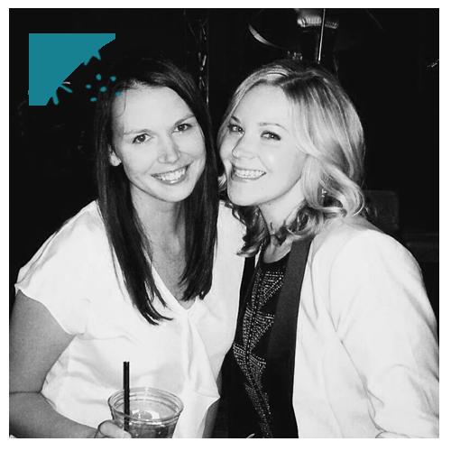 Art Cart founders – Jennifer & Amy